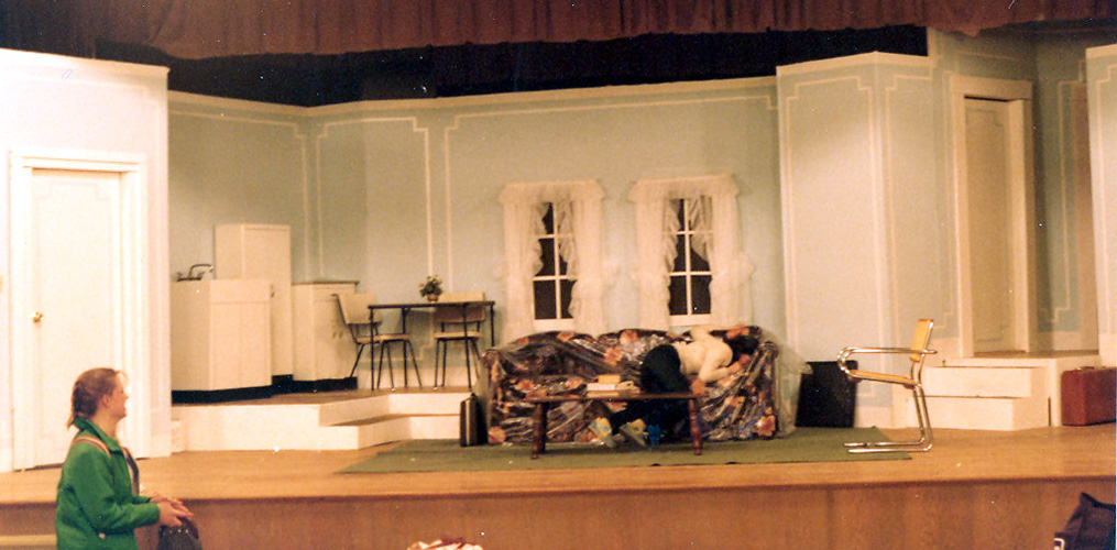 Barefoot In The Park March 1981